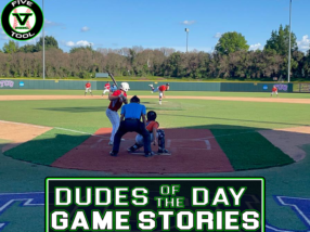 Dudes of the Day/Game Stories: Five Tool Texas DFW Classic Satellite Series (Thursday, July 8)