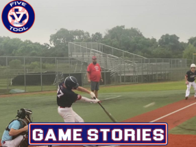 Game Stories: 2D/Five Tool Texas Classic (Friday, July 9)
