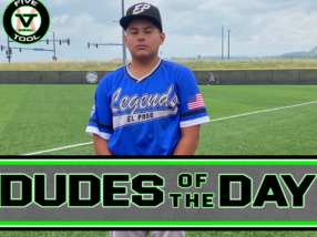 Andres Gerardo Lopez, Dude of the Day, July 31, 2021