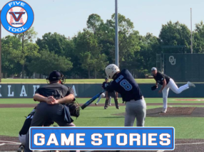 Game Stories: Five Tool Oklahoma Finale (Saturday, July 31)