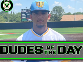 Robbie Armijo, Dude of the Day, July 31, 2021