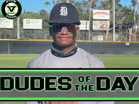 Jose Pacheco, Dude of the Day, August 1, 2021