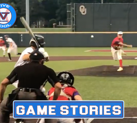 Game Stories: Five Tool Oklahoma Finale (Sunday, August 1)