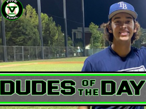 Mikiah Negrete, Dude of the Day, August 3, 2021