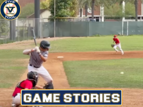 Game Stories: Five Tool West World Series (Sunday, August 8)