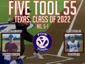 FIVE TOOL 55 RANKINGS: Nos. 1-5 and full list