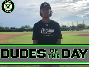 Eric Felix, Dude of the Day, Sept. 25-26