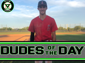 Nathan Carillo, Dude of the Day, Sept. 25-26