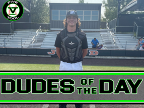 Parker McGrael, Dude of the Day, Sept. 11-12