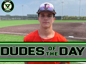 Sammy Kelley, Dude of the Day, Sept. 4-5