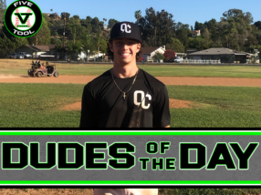 Anthony Tellez, Dude of the Day, Sept. 10-12