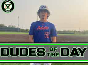 Cooper Howe, Dude of the Day, Sept. 11-12