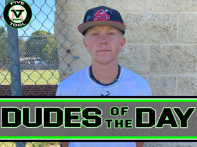 Fisher Polydoroff, Dude of the Day, Sept. 25-26