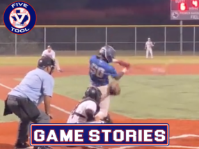 Game Stories: Five Tool Texas Houston Fall Show (Friday, Sept. 24-Sunday, Sept. 26)