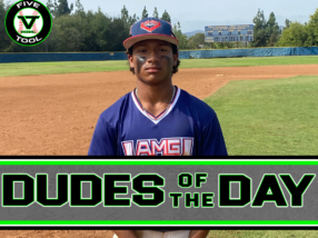 Nick Aguirre, Dude of the Day, Sept. 25-26