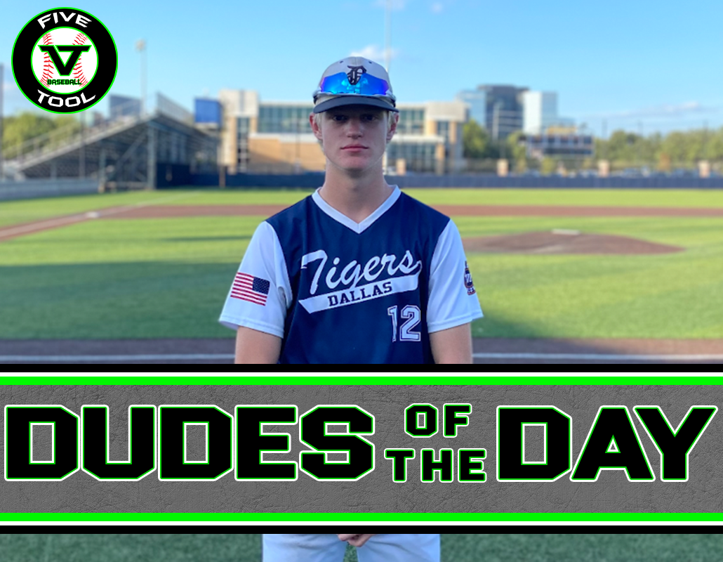 Jake Fults, Dude of the Day, Oct. 9-10