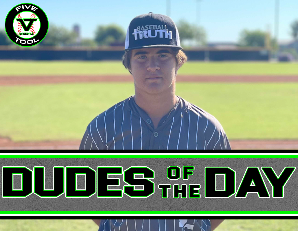 Carter Daly, Dude of the Day, Oct. 9-10