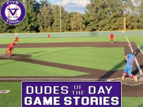 Dudes of the Day/Game Stories: Five Tool East Texas UT Tyler (Saturday, Oct. 9-Sunday, Oct. 10)