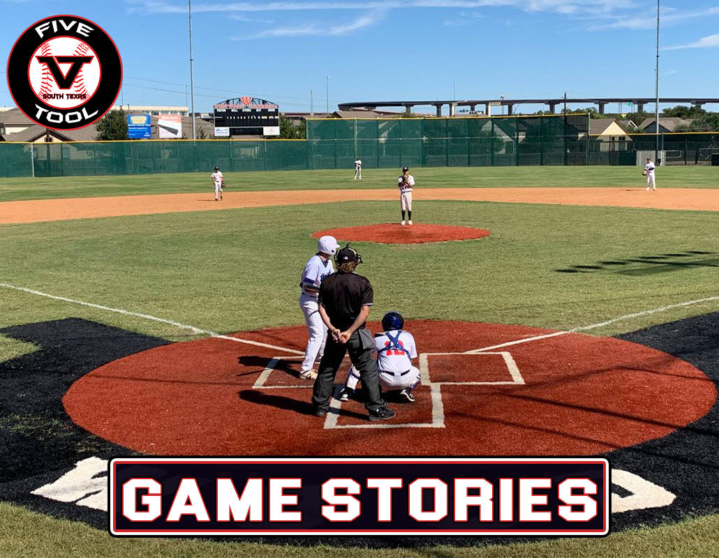 Game Stories: Five Tool South Texas Fall Classic (Friday, Oct. 16-Sunday, Oct. 18)
