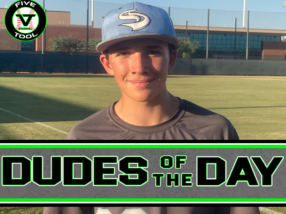 Jack Knapp, Dude of the Day, Oct. 1-3
