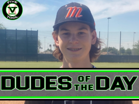 Jack Anthony, Dude of the Day, Oct. 1-3