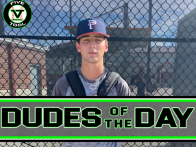 James Placke, Dude of the Day, Oct. 2-3